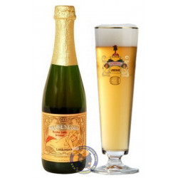 Lindemans Pêcheresse 2.5° - 37,5cl - Geuze Lambic Fruits -