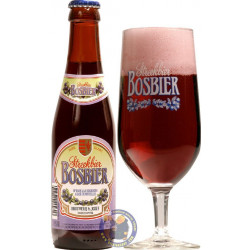 Buy-Achat-Purchase - Streekbier Bosbier 5° - 1/4L - Geuze Lambic Fruits -