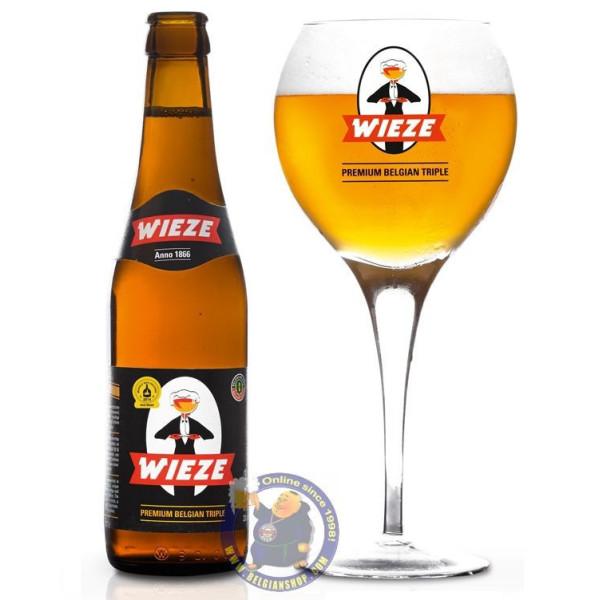 Buy-Achat-Purchase - Wieze Premium Belgian Tripel 8.5° - 1/3L - Special beers -