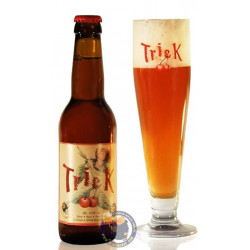 Buy-Achat-Purchase - La Troublette Triek 4.5° - 1/3L - Geuze Lambic Fruits -