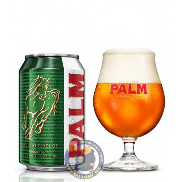 Buy-Achat-Purchase - Palm Speciale 5.0° - 33Cl - Can - Special beers -
