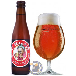 Buy-Achat-Purchase - Millevertus La Bella Mère 6.5° - 1/3L - Special beers -