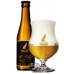 Wolf Carte Blanche 8.5° - 1/3L - Special beers -