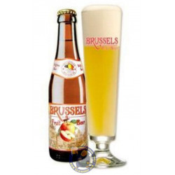 Brussels Fruit Beer Appel 3,2° - 1/3L  - Geuze Lambic Fruits -