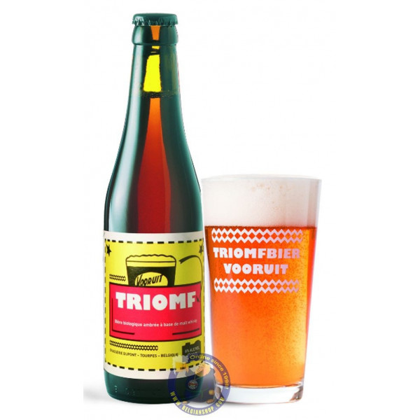 Buy-Achat-Purchase - Triomf 6° - 1/3L - Special beers -