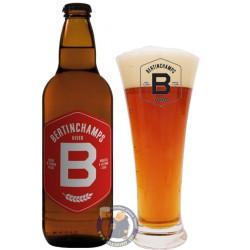 Bertinchamps Hiver 8° - 1/5L - Christmas Beers -