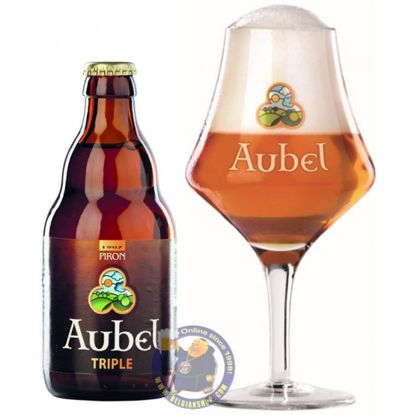 Buy-Achat-Purchase - Aubel Triple 8.5° - 1/3L - Special beers -