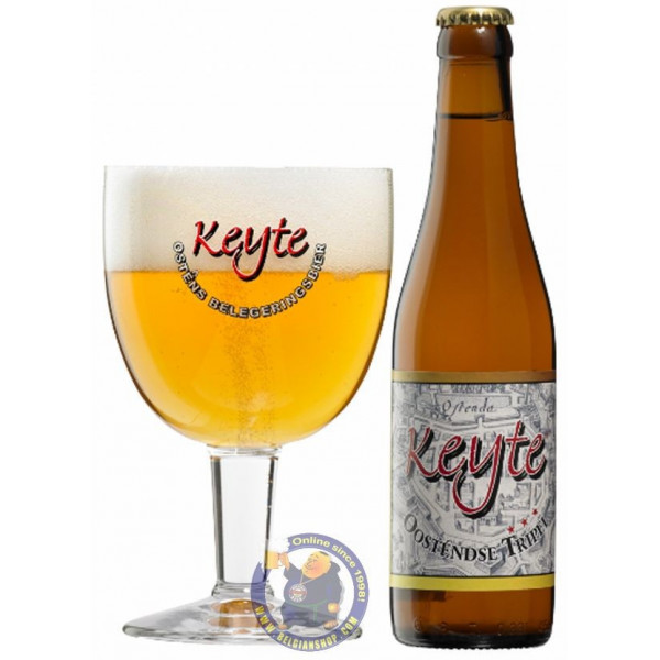 Buy-Achat-Purchase - Keyte Ostêns Belegeringsbier 7.5° -1/3L - Special beers -