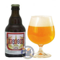 Buy-Achat-Purchase - Liégeoise 1892 6° - 1/3L - Special beers -