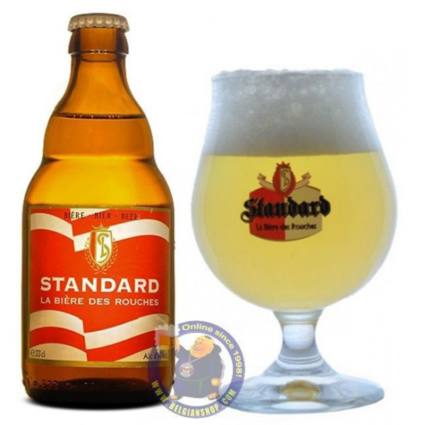Buy-Achat-Purchase - La Bière des Rouches Standard 6° - 1/3L - Special beers -