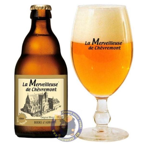 Buy-Achat-Purchase - La Merveilleuse Chèvremont 7.5°C - 1/3L - Special beers -