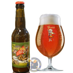 Buy-Achat-Purchase - Forestinne Nordika 7,5°-1/3L - Special beers -
