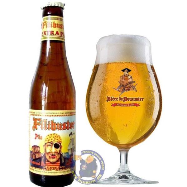 Filibuster 5°-1/3L - Pils -