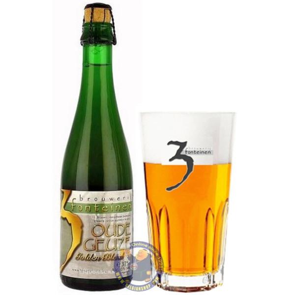 3 Fonteinen Oude Geuze Golden Blend 7.5° - 3/4L - Geuze Lambic Fruits -