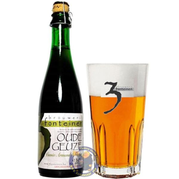 Buy-Achat-Purchase - 3 Fonteinen Cuvée Armand & Gaston 6° - 37,5cl - Geuze Lambic Fruits -