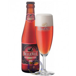 Buy-Achat-Purchase - Belle-Vue Framboise 5.2°-1/4L - Geuze Lambic Fruits -