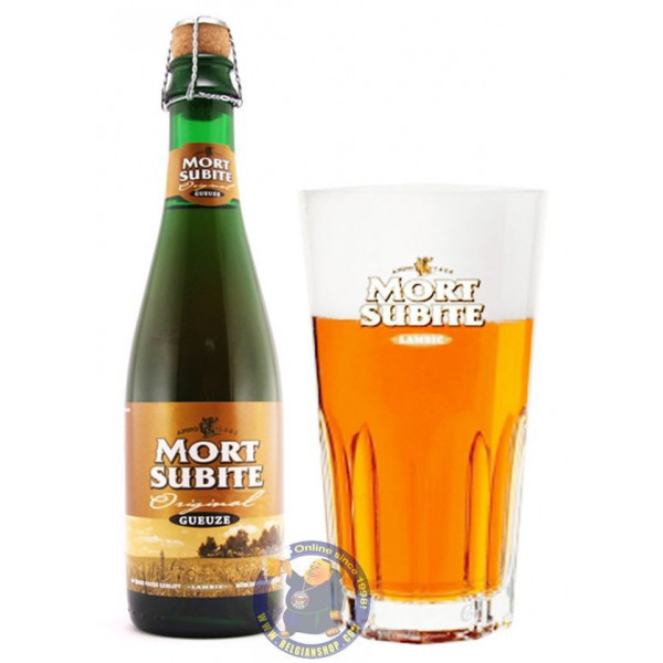 Buy-Achat-Purchase - Gueuze Mort Subite 4.3°-37 cl - Geuze Lambic Fruits -