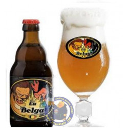 Buy-Achat-Purchase - La Belga 8° -1/3L  - Special beers -