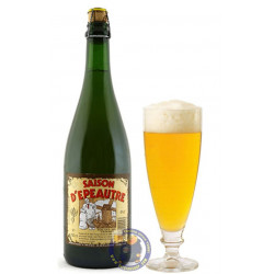 Buy-Achat-Purchase - Saison Epeautre 6°- 3/4L - Season beers -