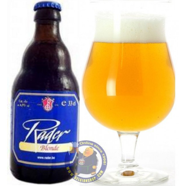 Buy-Achat-Purchase - Rader Blond 6.5° - 1/3L - Special beers -