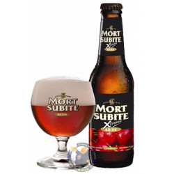 Buy-Achat-Purchase - Mort Subite Xtreme Kriek 4,3° - 1/4L - Geuze Lambic Fruits -