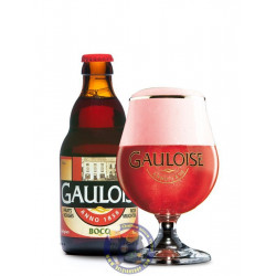 Gauloise Fruits Rouges 8.2° - 1/3L - Geuze Lambic Fruits -