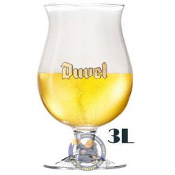 Duvel Glass 3 Liters - Glasses -