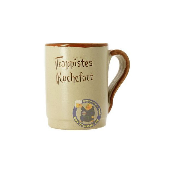 Trappist Rochefort MUG - Mugs -