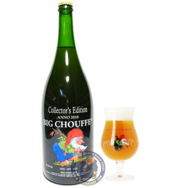Buy-Achat-Purchase - MAGNUM BIG CHOUFFE 8° - 1.5L - Special beers -