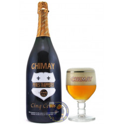 MAGNUM Chimay 500 8° -1.5L - Trappist beers -