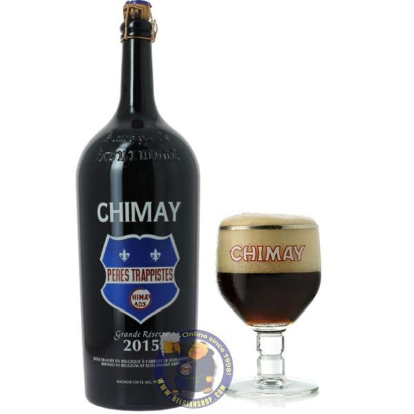 MAGNUM Chimay Grande Reserve 9° - 1.5L - Trappist beers -
