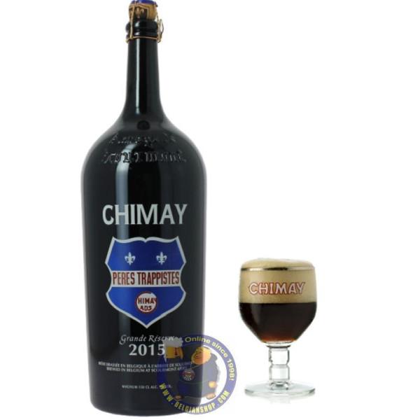 JEROBOAM Chimay Grande Reserve 9° - 3L - Trappist beers -