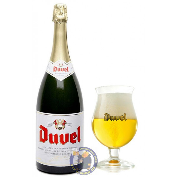 Buy-Achat-Purchase - MAGNUM Duvel 8.5° - 1.5L - Special beers -