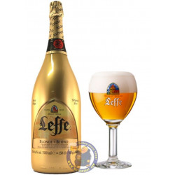 Buy-Achat-Purchase - MAGNUM Leffe Blond 6.6 - 1.5L - Beers -