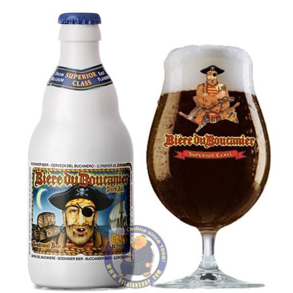 Buy-Achat-Purchase - Boucanier Dark 9°-1/3L - Special beers -