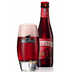 Buy-Achat-Purchase - Belle-Vue Kriek EXTRA 4.3°-1/4L - Geuze Lambic Fruits -