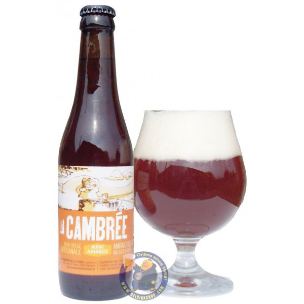 Buy-Achat-Purchase - La Cambrée 6.5° - 1/3L - Special beers -