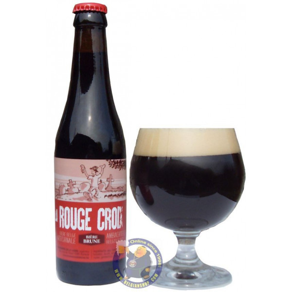 Buy-Achat-Purchase - La Rouge-Croix 7.5° - 1/3L - Special beers -