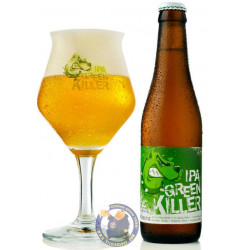 Buy-Achat-Purchase - Silly IPA Green Killer 6.5° - 1/3L - Special beers -