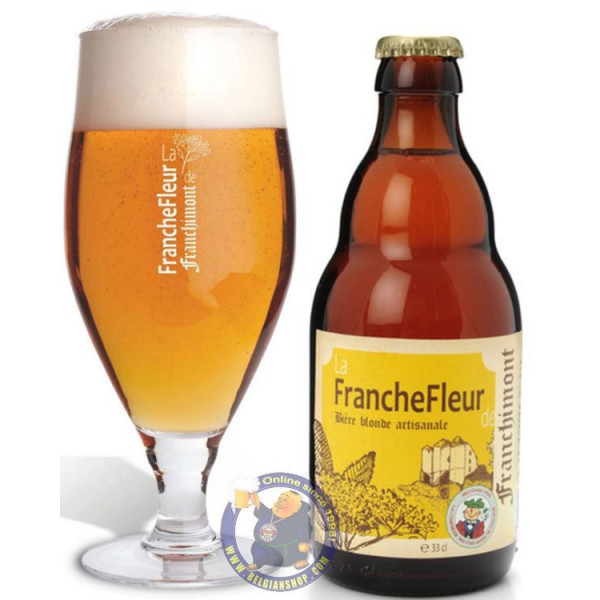 Buy-Achat-Purchase - La FrancheFleur de Franchimont 6,5° - 1/3L  - Special beers -