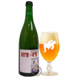 Cantillon 50°N-4°E 7° - 3/4L - Geuze Lambic Fruits -