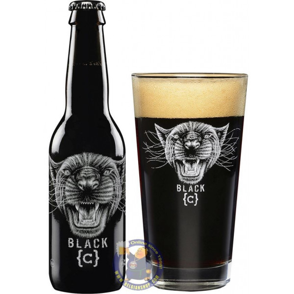 Buy-Achat-Purchase - Curtius Black 8° - 1/3L - Special beers -
