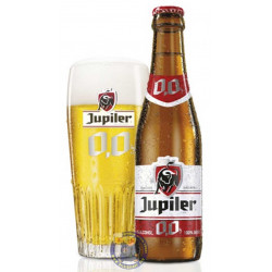 Jupiler 0,0% 0° - CRATE 24x25cl - CRATES (15% DISCOUNT) -