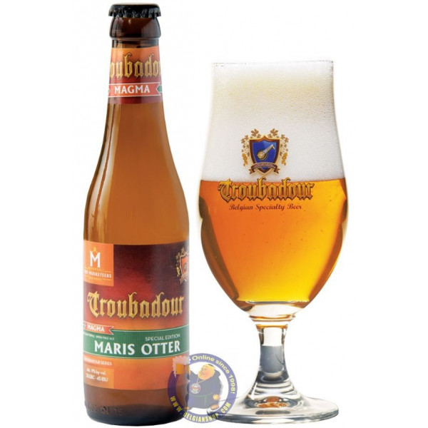 Buy-Achat-Purchase - Troubadour Maris Otter 9° - 1/3L - Special beers -