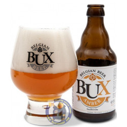 Buy-Achat-Purchase - Bux Amber 6.5° - 1/3L - Special beers -