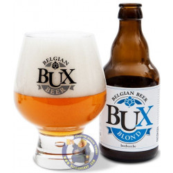 Buy-Achat-Purchase - Bux Blond 6.5° - 1/3L - Special beers -