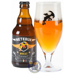 Buy-Achat-Purchase - Netebuk Wheat 6° - 1/3L - White beers -