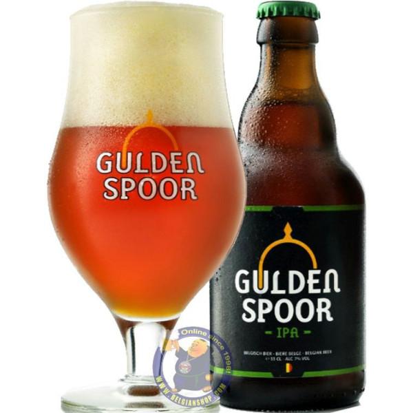 Buy-Achat-Purchase - Gulden Spoor IPA 7° - 1/3L - Special beers -