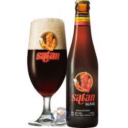 Buy-Achat-Purchase - Satan Black 8° - 1/3L - Special beers -