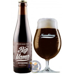 NovaBirra Big Mama Stout 8° - Special beers -